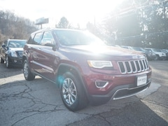 Used 2016 Jeep Grand Cherokee Limited SUV for sale in Wheeling, WV near St. Clairsville OH