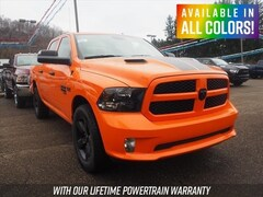 New 2019 Ram 1500 CLASSIC EXPRESS CREW CAB 4X4 5'7 BOX Crew Cab for sale in Wheeling, WV