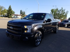 2015 Ford F-150 Lariat Truck SuperCab