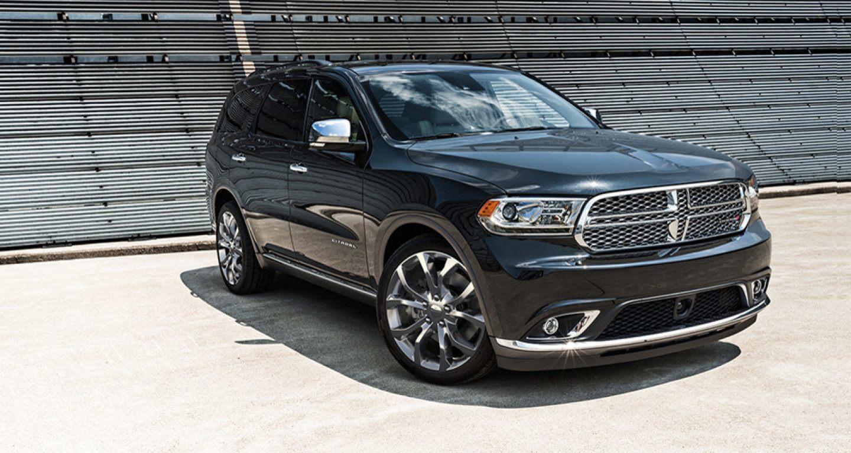 Dodge durango lease deal
