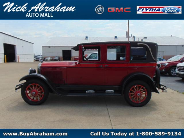 1927 Buick Special Buick