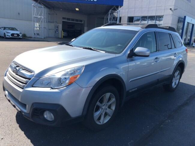 Used 2014 Subaru Outback 2.5i Premium (CVT) SUV in Elyria, OH
