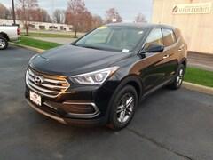 New 2018 Hyundai Santa Fe Sport 2.4L SUV near Cleveland, OH