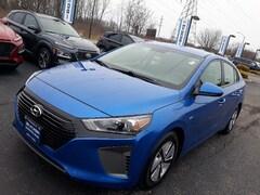 2017 Hyundai Ioniq Hybrid Blue Hatchback near Avon Lake, OH