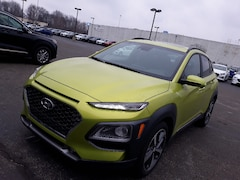 New 2020 Hyundai Kona Limited SUV near Cleveland, OH