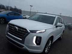 New 2020 Hyundai Palisade Limited SUV in Elyria, OH