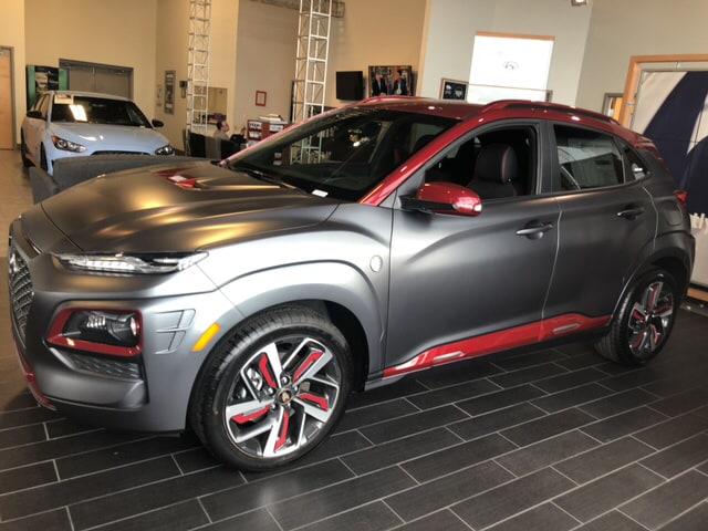 2019 Hyundai Kona Iron Man SUV near Cleveland, OH