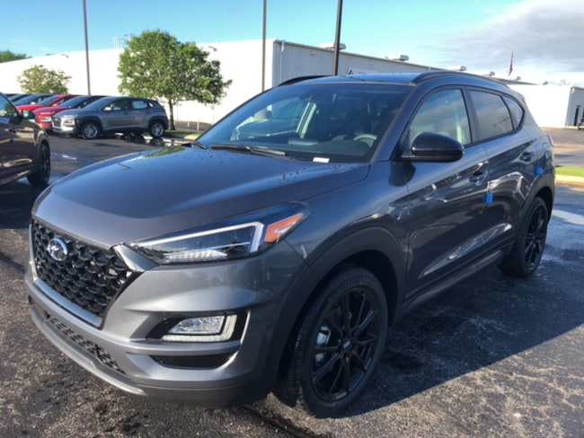 2019 Hyundai Tucson Night SUV in Elyria, OH