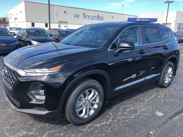 2019 Hyundai Santa Fe SE 2.4 SUV near Cleveland, OH