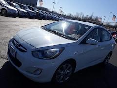 2012 Hyundai Accent GLS Sedan near Cleveland, OH