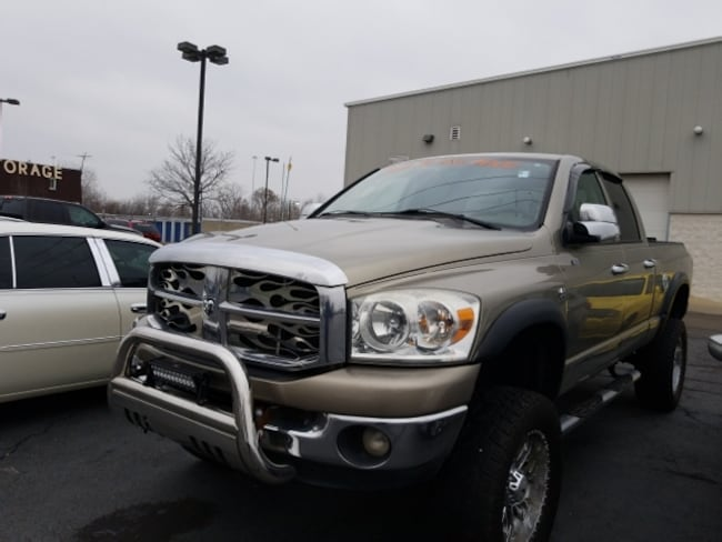 Used 2008 Dodge Ram 2500 SLT/Power Wagon Truck Quad Cab in Elyria, OH