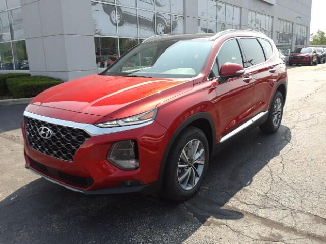 2020 Hyundai Santa Fe SEL 2.4 SUV near Cleveland, OH