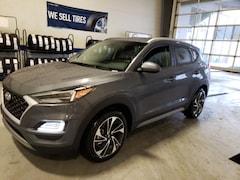 New 2019 Hyundai Tucson Sport SUV in Elyria, OH