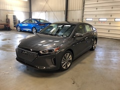 New 2019 Hyundai Ioniq Hybrid Limited Hatchback in Elyria, OH