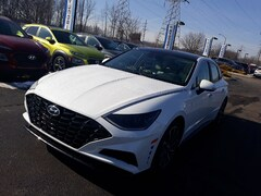 New 2020 Hyundai Sonata Limited Sedan in Elyria, OH