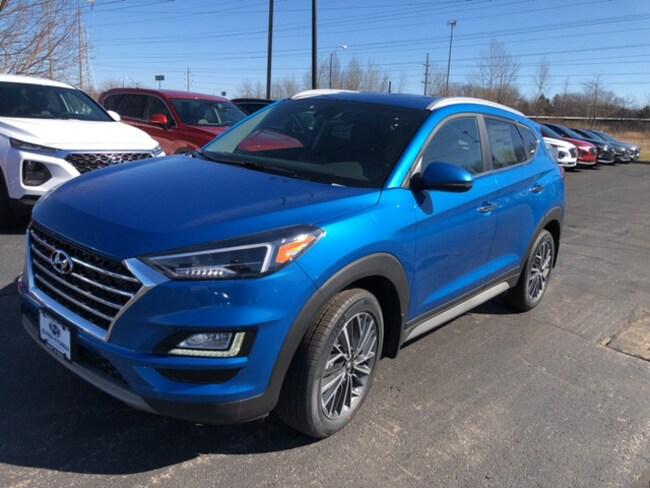 2019 Hyundai Tucson Limited SUV in Elyria, OH