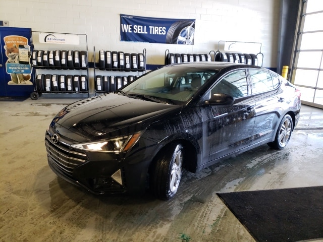 2019 Hyundai Elantra Value Edition Sedan near Cleveland, OH
