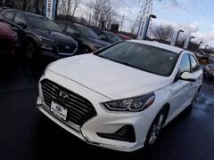 New 2018 Hyundai Sonata SEL Sedan near Cleveland, OH