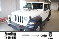 Used Jeep Wrangler For Sale in Springville
