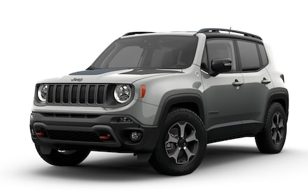 New 2021 Jeep Renegade TRAILHAWK 4X4 Sport Utility in Springville, NY