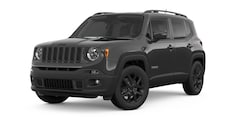 New 2018 Jeep Renegade ALTITUDE 4X4 Sport Utility in Springville, NY