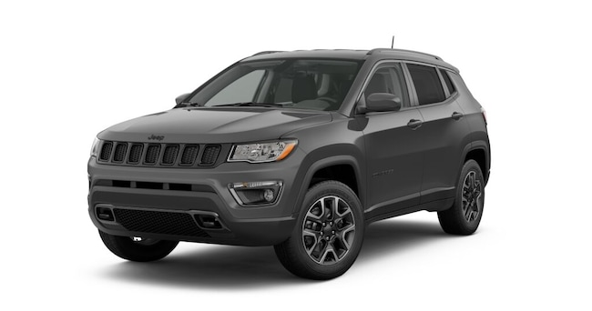 New 2019 Jeep Compass UPLAND 4X4 Sport Utility in Springville, NY
