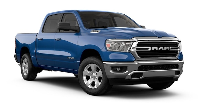New 2019 Ram 1500 BIG HORN / LONE STAR CREW CAB 4X4 5'7 BOX Crew Cab in Springville, NY