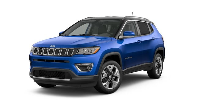 New 2019 Jeep Compass LIMITED 4X4 Sport Utility in Springville, NY