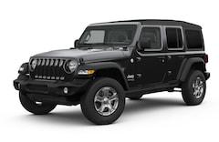 New 2019 Jeep Wrangler UNLIMITED SPORT S 4X4 Sport Utility in Springville, NY
