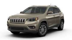 New 2019 Jeep Cherokee LATITUDE PLUS 4X4 Sport Utility in Springville, NY