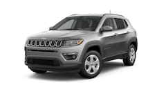 New 2019 Jeep Compass LATITUDE 4X4 Sport Utility in Springville, NY