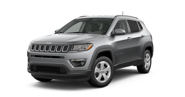 New 2019 Jeep Compass LATITUDE 4X4 Sport Utility in Springville, NY