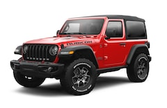 New 2021 Jeep Wrangler For Sale in Springville