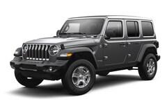 New 2021 Jeep Wrangler For Sale in Springville
