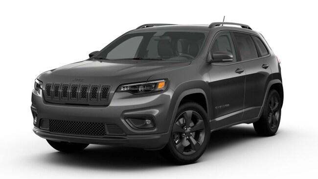 New 2019 Jeep Cherokee ALTITUDE 4X4 Sport Utility in Springville, NY