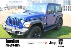 Used Jeep Wrangler For Sale in Springville