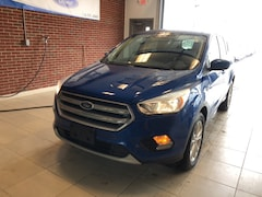Used Vehicles for sale 2017 Ford Escape SE SUV 1FMCU9GD1HUD07403 in Springville, NY
