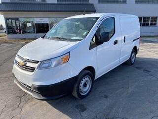 2017 Chevrolet City Express LS Van