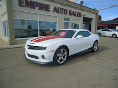 2011 Chevrolet Camaro 2SS 6SPD Coupe