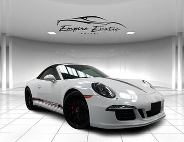 2015 Porsche 911 Cabriolet