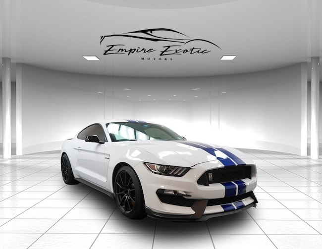 2016 Ford Shelby GT350 *TECHNOLOGY PACKAGE* Coupe
