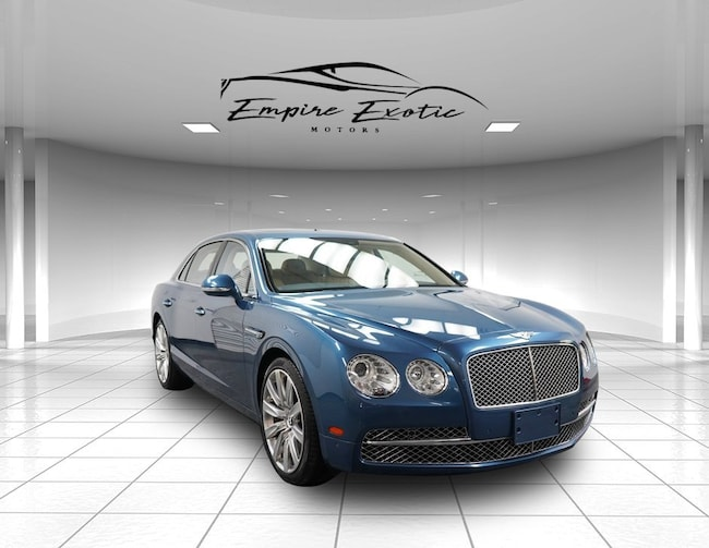 2014 Bentley Flying Spur |MULLINER| $228,590 MSRP WHEN NEW Sedan