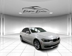 2017 BMW 330e iPerformance *DRIVING ASSISTANCE PCK PLUS, NAVIGAT Sedan