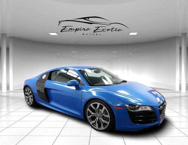 2010 Audi R8 5.2 V10 *6-SPEED MANUAL* Coupe