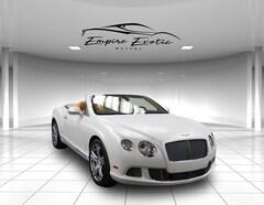 2013 Bentley Continental GTC Base Convertible