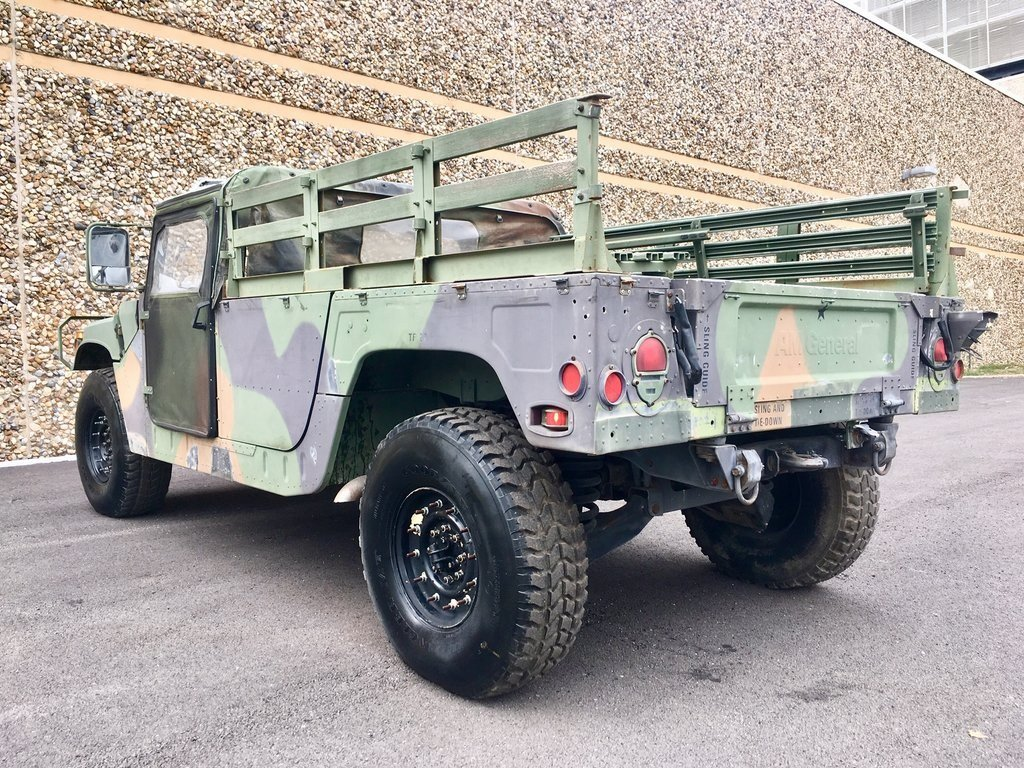 camo 1988 am general humvee h1 m998 truck for sale Hummer Te Huur.htm #11