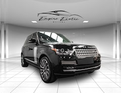 2014 Land Rover Range Rover 5.0L V8 Supercharged Autobiography SUV