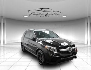 2017 Mercedes-Benz AMG GLE 63 S 4MATIC