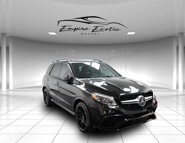 2017 Mercedes-Benz AMG GLE 63 S 4MATIC SUV