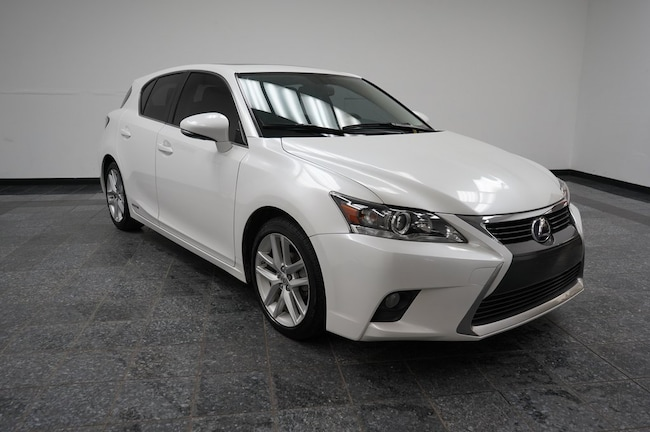 2015 LEXUS CT 200h *BACK UP CAMERA, HEATED FRONT SEATS, BLUETOOTH* Hatchback
